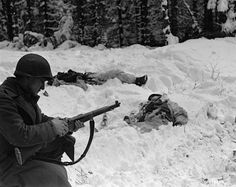The harsh reality of the Bulge, 1944/45