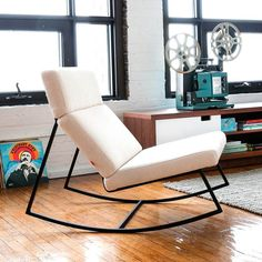 25 Marvelous Rocking Chair Designs That Will Attract Your Attention