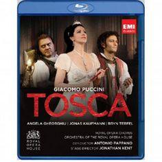 Tosca (Blu-ray) – Royal Opera   DVDS   Met Opera Shop