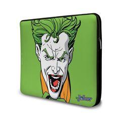 Capa de Notebook The Joker #TheJoker #LojaDCComics #bandUP