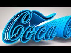 Cinema 4D Tutorial Bouncing Text | Cinema 4D Tutorial - YouTube