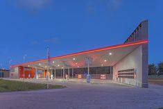 Galería de Estación de Servicio Sustentable / Knevel Architecten - 4