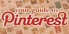 The Unofficial Pinterest Guide