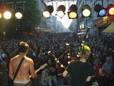 MyFest 2013 on May 1 in Berlin-Kreuzberg More information on #Berlin: visitBerlin.com