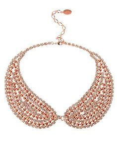 @asos.com Krystal Collar Bib Necklace. LOVING these #collarnecklaces from ASOS