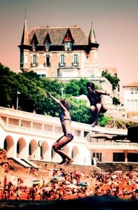 The Roxy Pro Biarritz, France