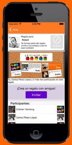 WeSingYou (Android-iOS-Web), permite crear un vídeo a un grupo de personas para homenajear a otros