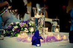 Image result for deco centre de table mariage