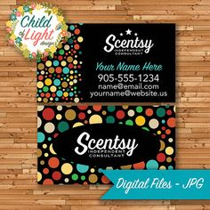 101 best authorized scentsy vendor scentsy business cards images scentsy business cards customized personalized print your own business branding independent reheart Image collections