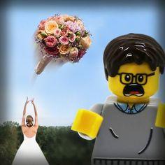 Anche questo week-end ti hanno invitato ad un matrimonio💒?  Un altro bouquet da schivare! 💐😨
