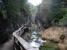 Cerrada de Elías, Parque Natural de Cazorla