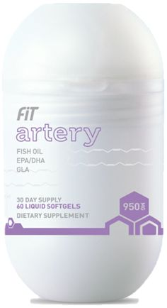 Fit  Artery contains a proven combination of bioactives, including  highly  effective levels of omega-3 fatty acids from fish oil  (mercury-filtered  and safe for pregnant and lactating women), that  promotes artery  health.*   *These statements have not been evaluated by the Food and Drug Administration. This product is not intended to diagnose, treat, cure, or prevent any disease.