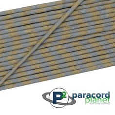 Paracord Planet - Desert Foliage - 550 Paracord 1000', Beige