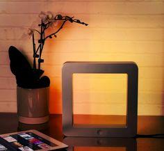Cool: Holi Smart Mood Lamp - #iPhone / #iPad App gesteuerte LED Lampe