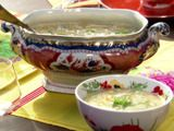 Picture of Sweet Corn and Chicken Soup Recipe