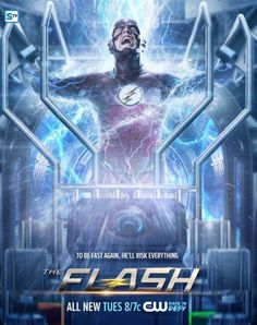 New Flash and Arrow Posters - Cosmic Book News