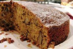 keik me karidi kai stafida Greek Sweets, Greek Desserts, Greek Recipes, Desert Recipes, Baby Food Recipes, Cookie Recipes, Armenian Recipes, Portuguese Desserts, Crazy Cakes