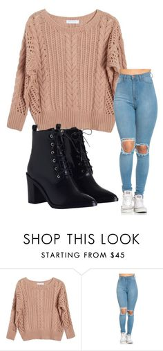 """""""No Air -Jordin Sparks"""" by nicole-kaye-xx ❤ liked on Polyvore featuring Ryan Roche and Zimmermann"""