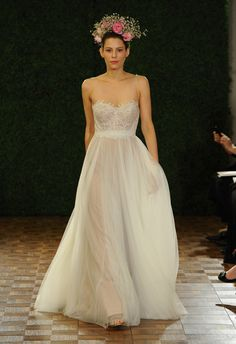 Watters Fall 2014 Wedding Dresses - The Knot Blog