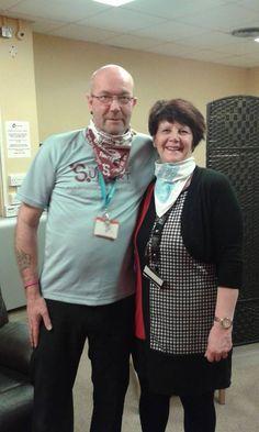 Bandanas for Brain Tumour Support