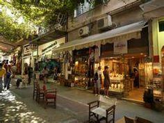 Street Market, Adrianou Street, Athens, Attica, Greece