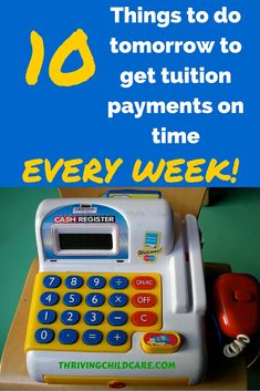 Want a roadmap for how to get tuition payments on time - every ...