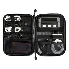 New Electronic Accessories Travel Bag Nylon Mens Travel Organizer For Date Line SD Card USB Cable Digital Device Bag-in Travel Bags from Luggage & Bags on Aliexpress.com | Alibaba Group