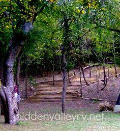Hidden Valley RV Park San Antonio Van Ormy TX Passport America Campgrounds