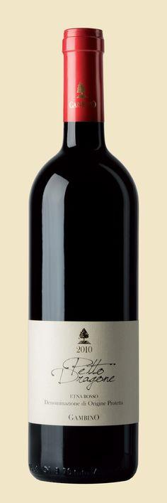 Gambino Vini - Petto Dragone Rosso Vino - Gambino Winery - Petto Dragone Red Etna Wine