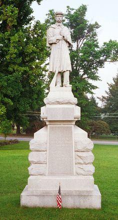 7th West Virginia monument