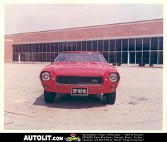 An early promo for the Ford Pinto, circa Ford Pinto, Factories, Collector Cars, Good Old, Old Cars, Automobile, Wheels, Sport, American