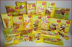 Nuovi prodotti @scharglutenfree in negozio! #SenzaGlutine #GluenFree #Celiaci #Celiachia #Schar
