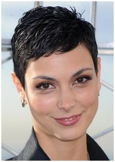 womens  hair styles  | Super Short Womens Hairstyles, picture size 440x617 posted by admin at ...