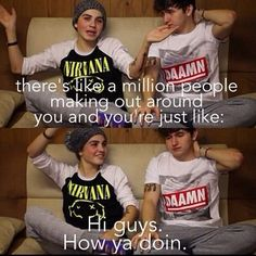 - Sam Pottorff & Jc Caylen.