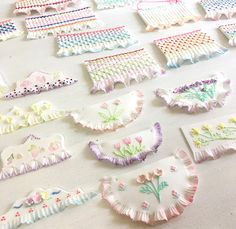 Ceramic Clay, Design Reference, Handicraft, The Creator, Upcycle, Girly, Pottery, Kawaii, Sweets