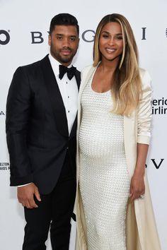 Pregnant Celebrities 2017 | POPSUGAR Celebrity...Ciara