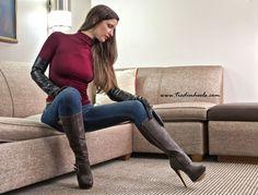 Afbeeldingsresultaat voor sexy women with boots