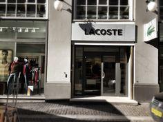 La boutique de René Lacoste... Francis, 2013 I Francisapp.com