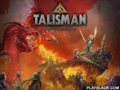 Talisman: Digital Edition  Android Game - playslack.com , govern the conqueror through risky lands to the intuition of a superb empire. This is an android version of a well-kown board game. There can be from 1 to 4 players. specify from 14 dissimilar character collections such as mage, conqueror, criminal, etc. Each character has distinctive qualities. propel the dice and move. battle your foes, gather wealth and stage up your character. The goal of the game is to come the area of the empire…