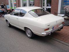 german-cars-after-1945 • 1966 Opel Kadett Coupé...