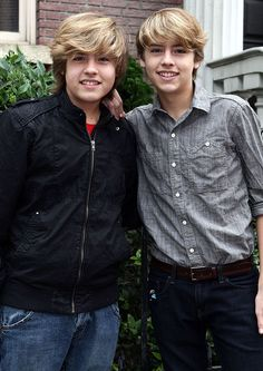 LOS ANGELES, CA - DECEMBER Actors Dylan Sprouse and Cole Sprouse attend Variety's annual 'Power of Youth' event held at Paramount Studios on December 2009 in Los Angeles, California. (Photo by Chelsea Lauren/WireImage) Dylan Sprouse, Cole M Sprouse, Sprouse Bros, Zack Et Cody, Suit Life On Deck, Dylan Y Cole, Cole Sprouse Wallpaper, Riverdale Cole Sprouse, Disney Channel Stars