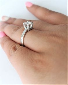 Engagement ring,platinum.gold,wedding ring,gift,diamond,jewelry,women,handmade by NsPlatinumDesign on Etsy Gold Wedding, Wedding Rings, Diamond Jewelry, 18k Gold, Women Jewelry, Jewelry Making, White Gold, Engagement Rings, Gift