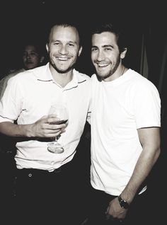 Heath Ledger , Jake Gyllenhaal