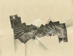 archisketchbook - architecture-sketchbook, a pool of architecture drawings, models and ideas - rgf-imagesinsequence: David Eskenazi Image via...