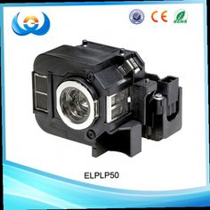 42.50$  Buy here - http://ali4hz.worldwells.pw/go.php?t=32758638059 - ELPLP50//V13H010L50 Projector Lamp with housing/UHE 200W