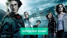 Harry Potter and the Goblet of Fire Drinking Game Harry Potter Goblet, Four Movie, Rick And Morty Season, Ron And Hermione, Goblet Of Fire, Drinking Games, France, Streaming Vf, Voldemort
