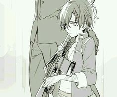 cute boy, deviantart, and kawaii image