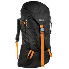 New Coleman 45L Comfort Max Backpack Camping Gear Survivalist Christmas Gift