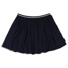 Buy Polarn O. Pyret Girls' Tulle Skirt, Blue Online at johnlewis.com