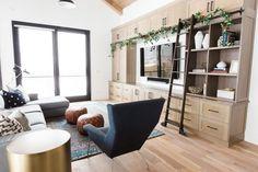 Modern Mountain Home Holiday - Studio McGee